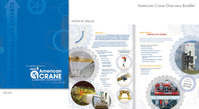 American Crane – Marketing