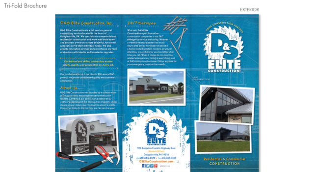 D&S Elite Construction – Marketing