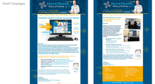 DataTrade Solutions – Marketing