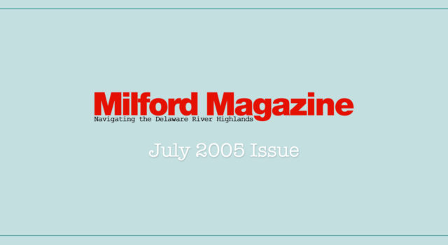 Milford Magazine July 2005