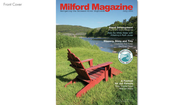 Milford Magazine July 2005 Front Cover